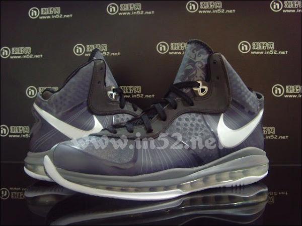 Detailed Look at 429676002 Nike LeBron 8 V2 GreyampNeon