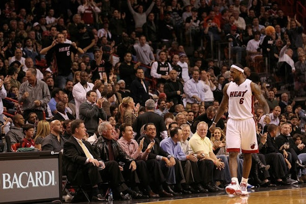 LeBron James Records 30th Triple Double as he Sileneces Boos at Madison Square Garden