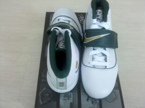 First Look Nike Zoom Soldier IV SVSM High School Home PE