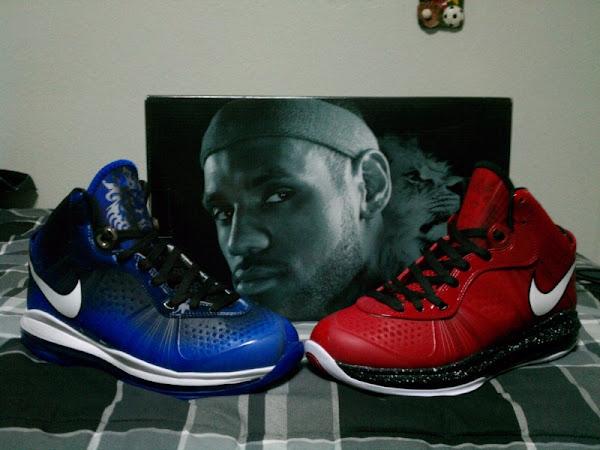 Nike LeBron 8 V2 Allstar Official Release February 17th for 165