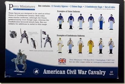 Cavalry Box Back