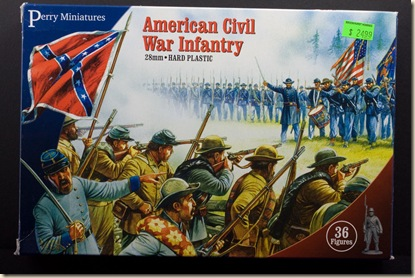 Infantry Box Front
