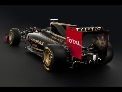 Lotus F1 d