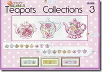 Teapots Collection 3