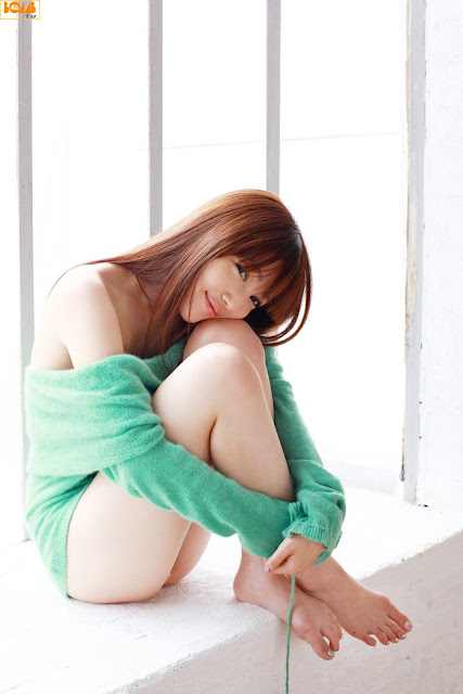 Yuuri Morishita - Bomb.tv Japanese gravure idol.jpg