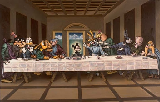 mickeys_last_supper