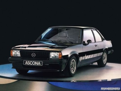 Opel Ascona(1970-1988)