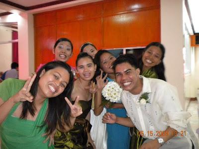 Bohol Reception