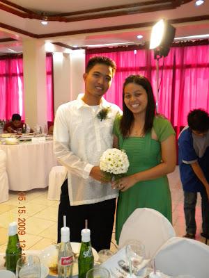 Bohol Reception Wedding