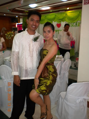 Bohol Reception