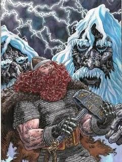 Thor & Utgard Loki