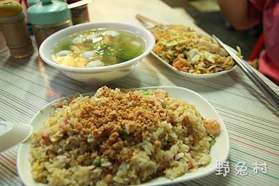 [台南-美食] 日式炒飯、炒意麵(延平市場)