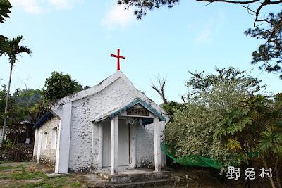 [台東-旅遊] 山里福音教堂