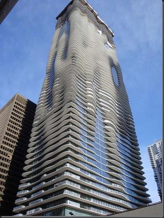 Aqua Building ( Chicago, Illinois)