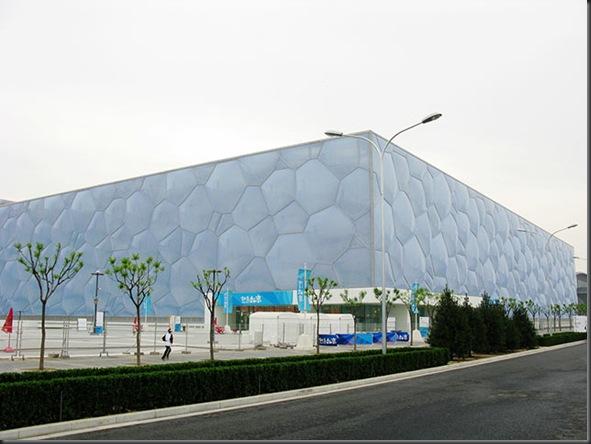 Water Cube ( Beijing , China)