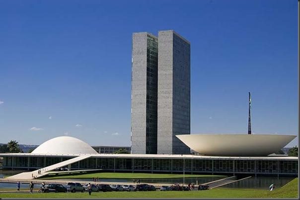 National Congress Building ( Brazil)