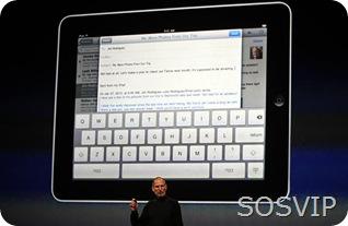 Steve Jobs - Ipad