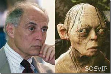 Senador Suplicy x Gollun