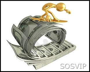 VIP dinheiro