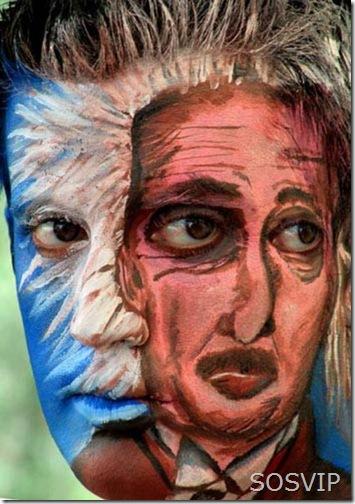 Bodypainting Pintura Facial (9)