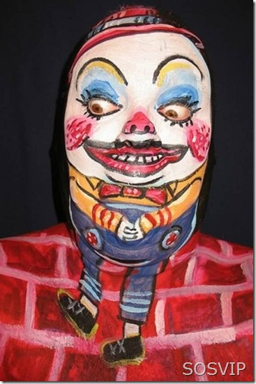 Bodypainting Pintura Facial (5)