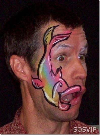 Bodypainting Pintura Facial (14)