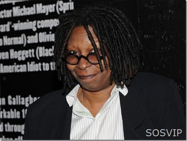 Whoopi Goldberg - Caryn Elaine Johnson