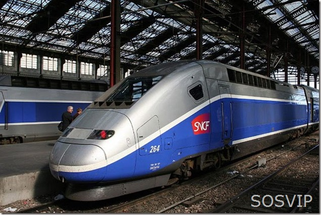 TGV FRANCES