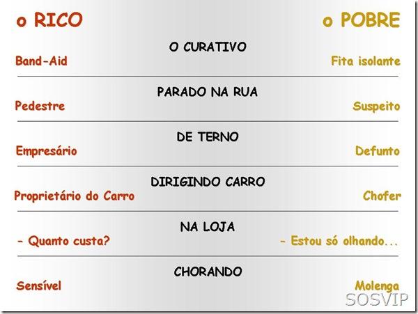 Ricos vs Pobres5