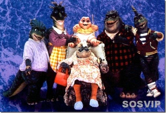 Familia Dinossauros 2