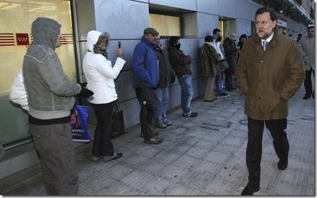 Entrevista Mariano Rajoy. FOTO: Alberto Cuellar 08/01/10  XXXXXXX  NO PUBLICAR SIN CONSULTAR CON FOTOGRAFIA   XXXXXXXXXXXX