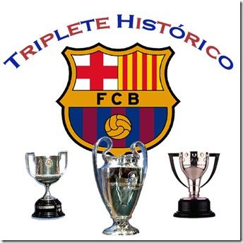 triplete histórico