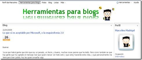 herrameintas para blogs