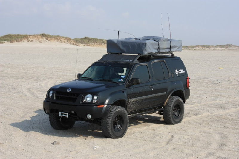Actually here is said rooftop tent on and Xterra & RTT Advise - Expedition Portal