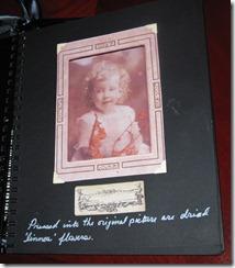Grandma's book blurred 1 photo