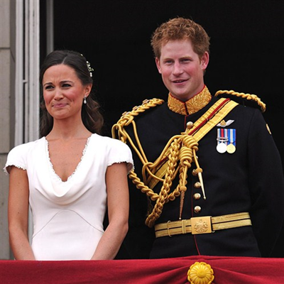 Pippa Middleton & Prince Harry