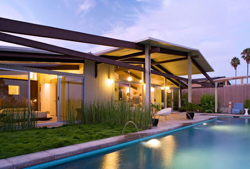 Remodeling the Mid Century House Architecture Design by Magnus