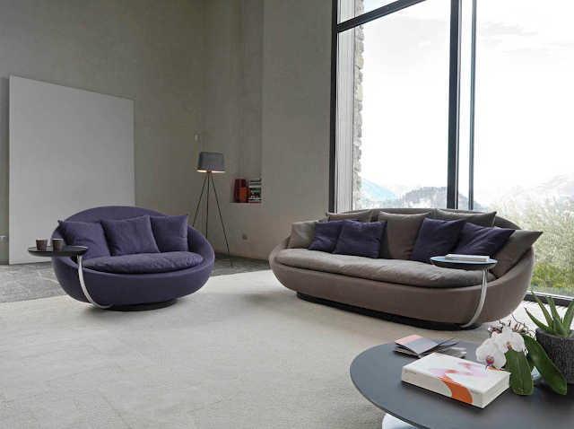 Lacoon – Modern Living Room Furniture Design by Jai Jalan