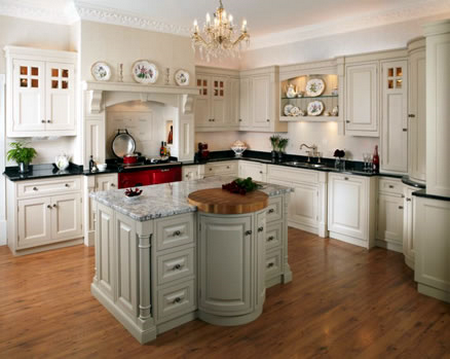 European Bespoke Kitchen Design in House Designs | Bhouse