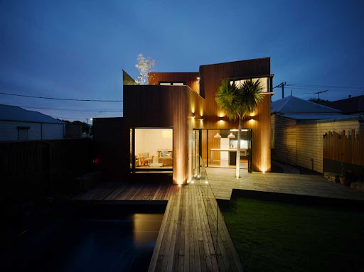 Melbourne Barrow House Design