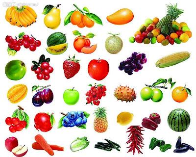 吃水果蔬菜的好处