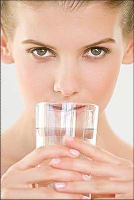 世界水日,喝水