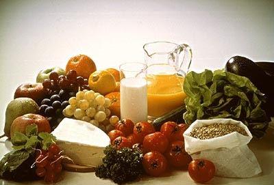 健康饮食的习惯