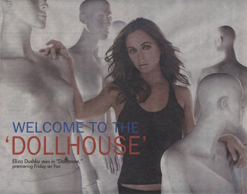 Dollhouse Eliza Dushku Promo