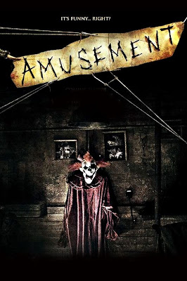 AMUSEMENT DVD/BLU-RAY Cover Art