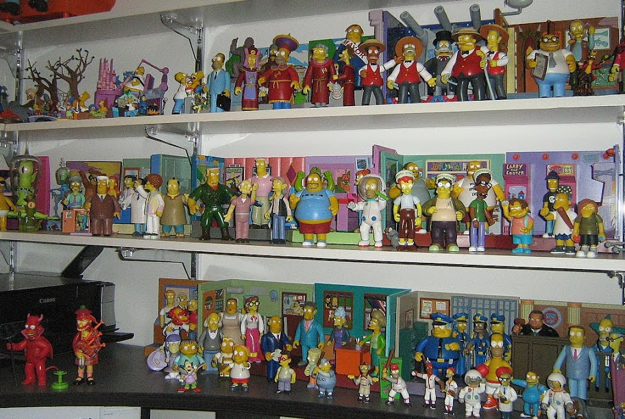 My Collection (Mostly Simpsons, South Park) IMG_5075