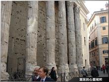羅馬城內充滿歷史價值的石柱
