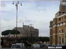 梵蒂岡教皇的避難所-聖天使古堡