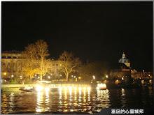 夜遊巴黎之塞納河浪漫遊船