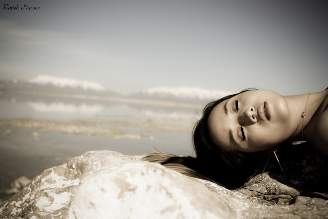 Fashion Photography at Antelope Island